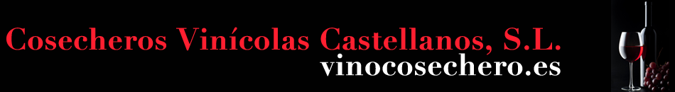 Vino Cosechero · Cosecheros Vinícolas Castellanos, S.L.